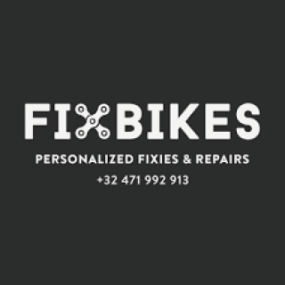 Logo Fixbikes Izegem